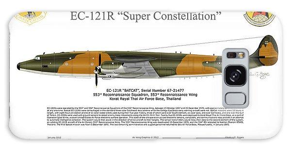 Lockheed Ec-121r 553rs Korat Rtafb Galaxy Case