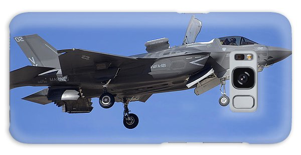 Lockheed-martin F-35b Lightning 2 Buno 168720 Luke Air Force Base December 10 2013 Galaxy Case