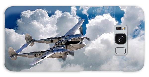 Lockheed P-38 Lightning Galaxy Case