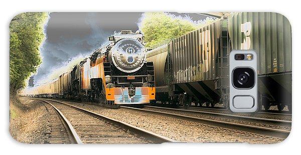 Locomotive Engine 4449 Galaxy Case by Rich Collins