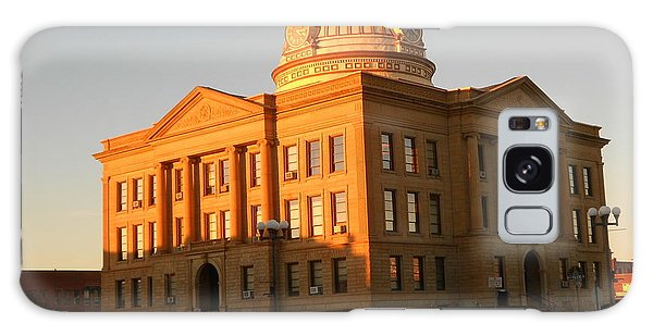 Logan County Courthouse  Lincoln Galaxy Case