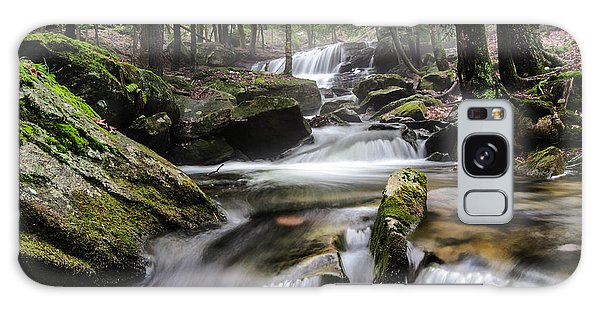 Logan Run Waterfall 4 Galaxy Case