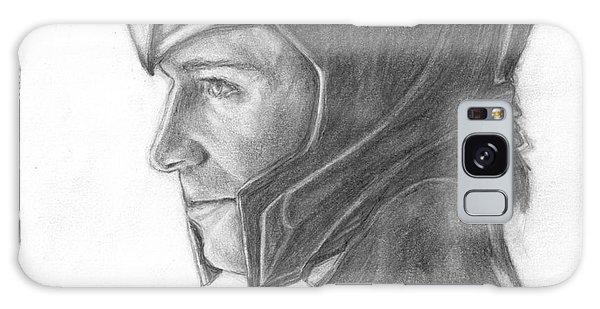 Loki Smirking Galaxy Case