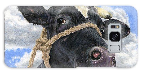 Cow Galaxy Case - Lola by Sarah Batalka