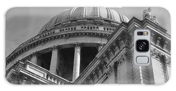 London St Pauls Cathedral Galaxy Case by Cheryl Miller