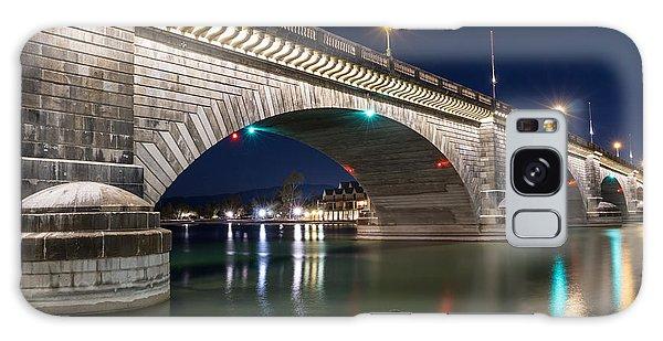 London Bridge Galaxy Case