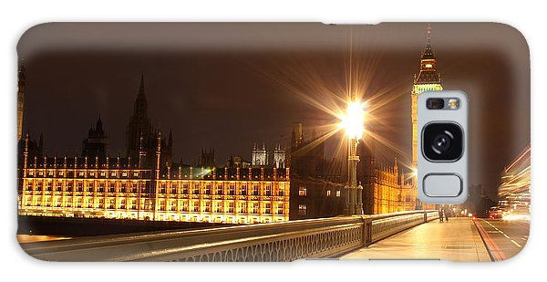 London By Night Galaxy Case