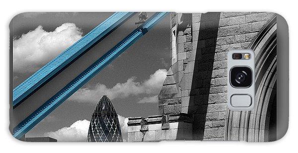London City Frame Galaxy Case
