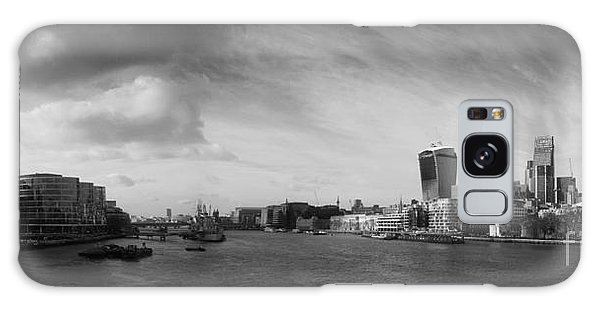 London City Panorama Galaxy Case