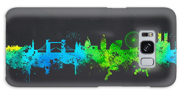London England Galaxy Case