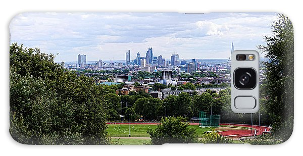 London From Parliament Hill Galaxy Case by Nicky Jameson