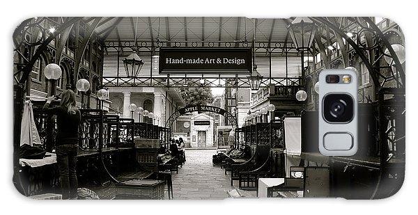 London Market Galaxy Case by David Warrington