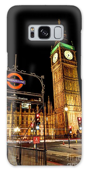 London Scene 2 Galaxy Case