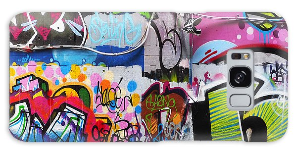 London Skate Park Abstract Galaxy Case