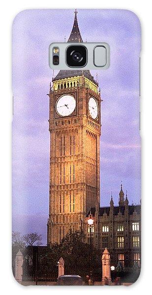 London Time Galaxy Case