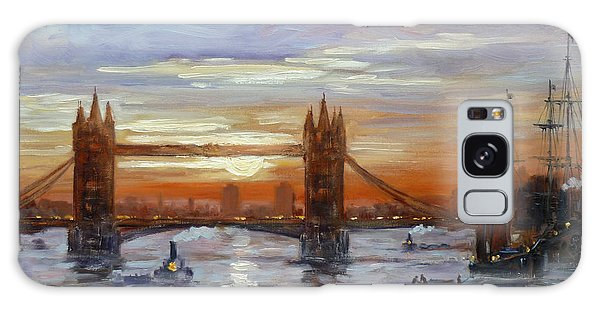 London Tower Bridge Galaxy Case