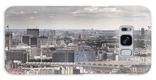 London Under Grey Skies Galaxy Case