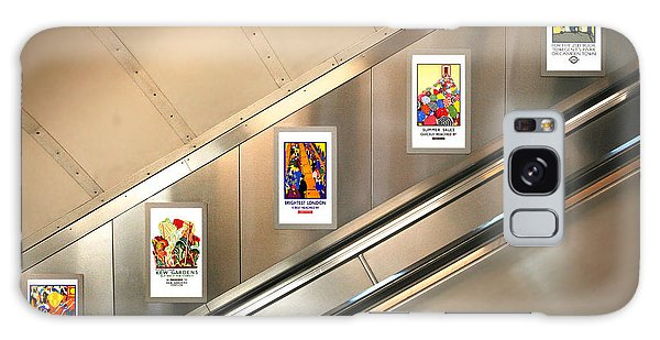London Underground Poster Collection Galaxy Case