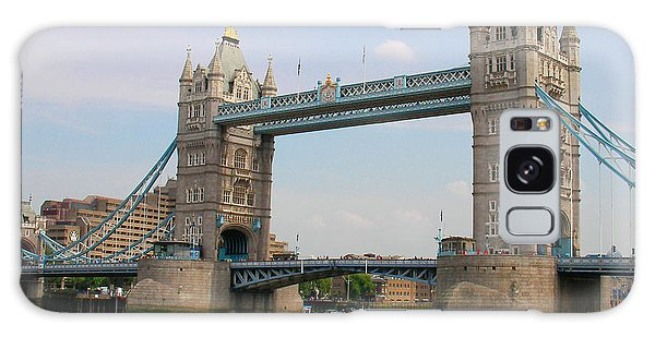 London's Tower Bridge Galaxy Case
