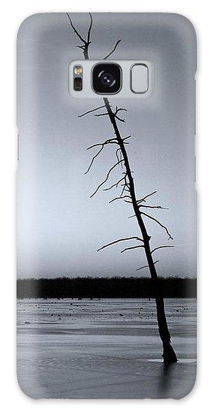 Lone Cypress Galaxy Case