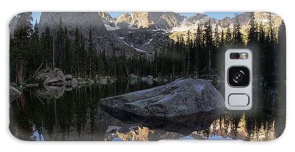 Indian Peaks Wilderness Galaxy Case - Lone Eagle Cirque by Aaron Spong