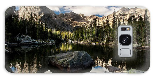 Indian Peaks Wilderness Galaxy Case - Lone Eagle  by Steven Reed