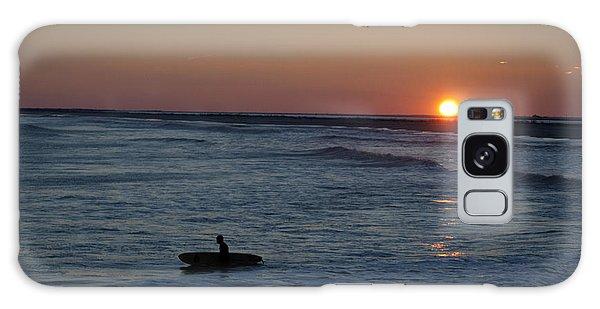 Lone Surfer Galaxy Case