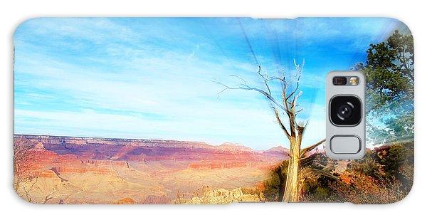 Lone Tree Canyon Galaxy Case