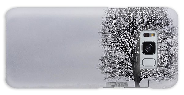 Lone Tree In The Fog Galaxy Case