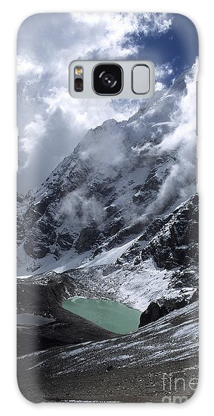 Lonely Lake On The Inca Trail Galaxy Case