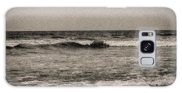 Lonely Ocean Galaxy Case by J Riley Johnson