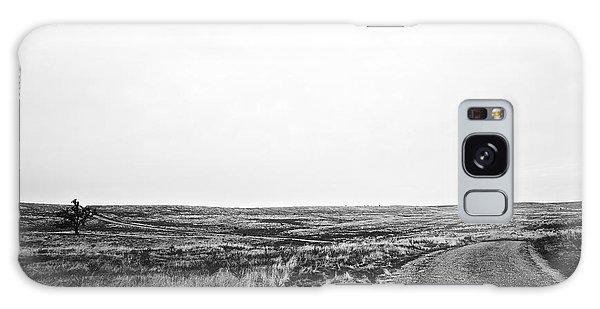 Lonesome Highway No.1 Galaxy Case