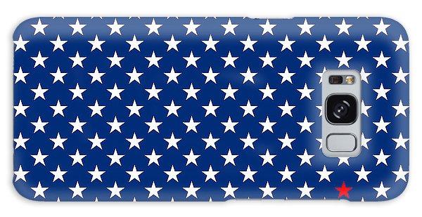 America Galaxy Case - Lonestar by Bruce Stanfield
