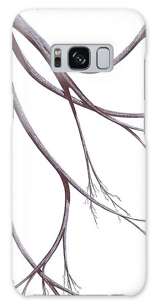 Long Branches Galaxy Case by Giuseppe Epifani
