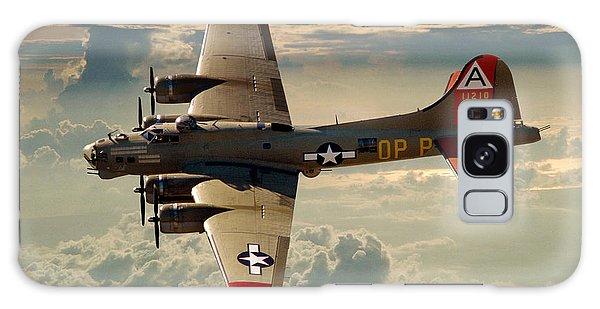 Long Flight Home Of A B-17 Galaxy Case