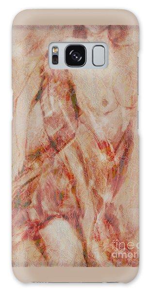 Long Scarf Galaxy Case by Gabrielle Schertz