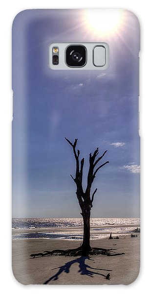 Long Shadow On Jekyll Island Galaxy Case