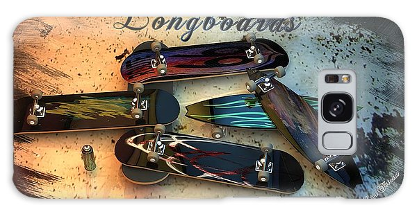 Longboards Galaxy Case