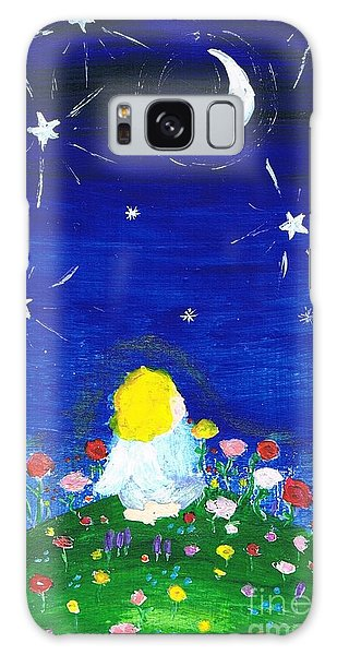 Longing Galaxy Case