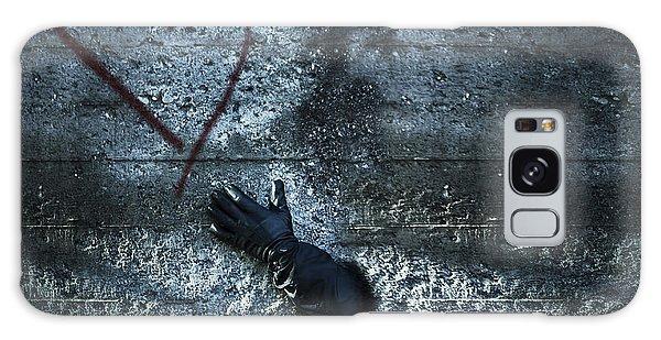 Stone Wall Galaxy Case - Longing For Love by Joana Kruse