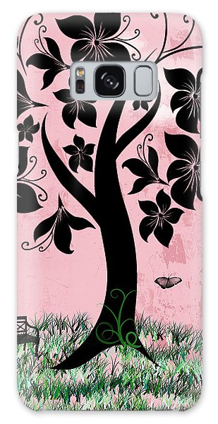 Longing For Spring Galaxy Case