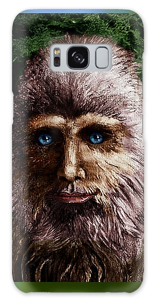 Look Into My Eyes... Galaxy Case by Hartmut Jager