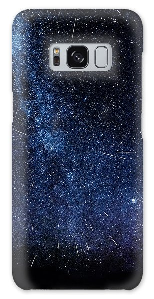 Look To The Heavens Galaxy Case
