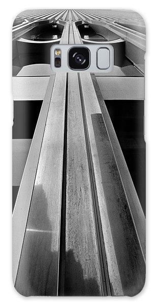 Looking-up World Trade Center Galaxy Case by Wernher Krutein