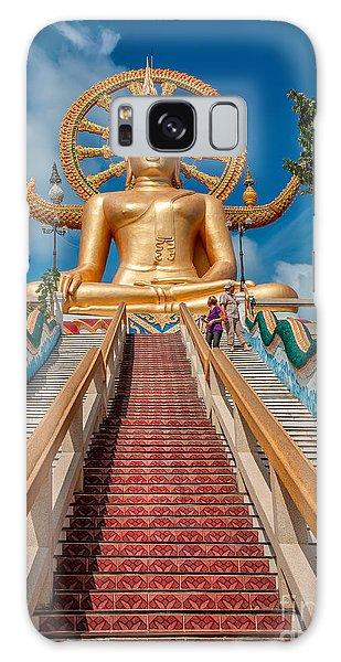 Buddha Galaxy Case - Lord Buddha by Adrian Evans