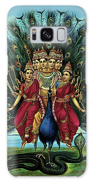 Lord Murugan Galaxy Case