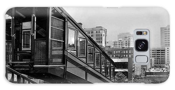 Los Angeles Angels Flight.bw Galaxy Case
