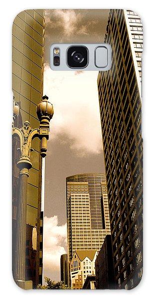 Los Angeles Downtown Galaxy Case
