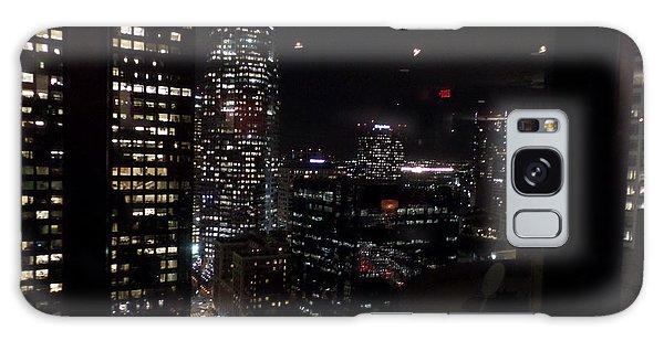 Los Angeles Nightscape Galaxy Case