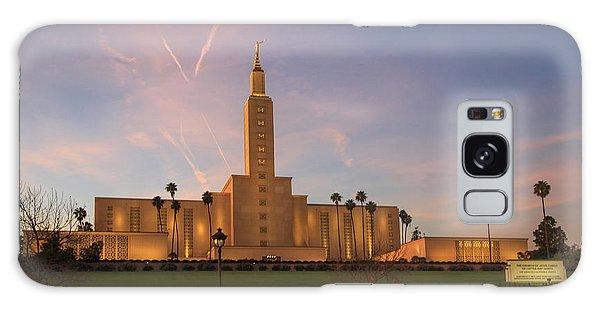 Los Angeles Temple Galaxy Case